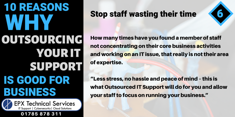 10 Reasons Why You Need To Outsource Your It Support  U2013 Reason 6